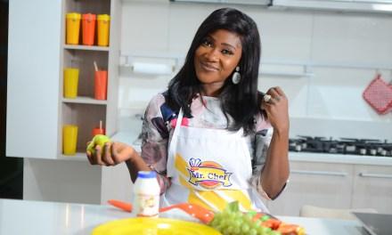 "Mercy Johnson To Launch New Kitchen Talk Show ""Mercy's Menu"""
