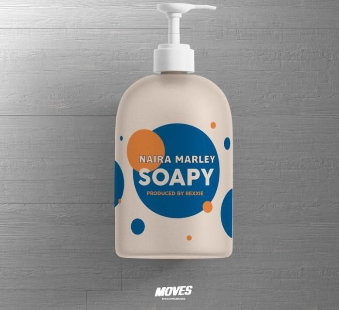 """Naira Marley Releases New Song – """"Soapy"""""""