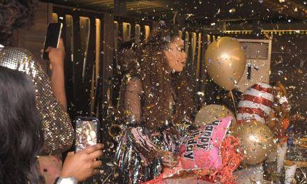 See Photos from Nina's 23rd Birthday Party