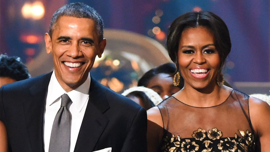 The Obamas to Create Podcasts Series for Spotify