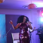 "Photos: Omawumi Hosted an Exclusive Listening Party for ""In Her Feelings"" EP"