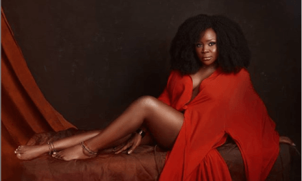 Omawumi Hints at Taking More Acting Roles in Future