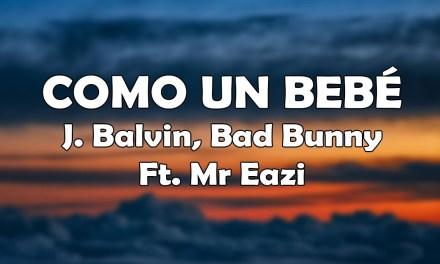 "#NaijaToTheWorld! Listen to Mr Eazi, J Balvin & Bad Bunny in ""Commo Un Bebé"""