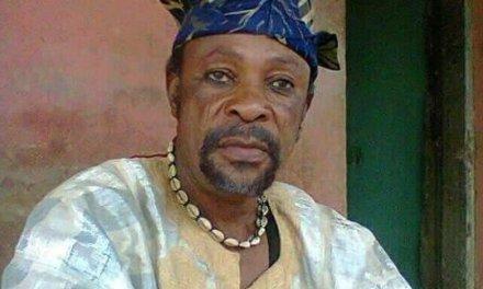 Veteran Nollywood Actor, Fasasi Olabanke is Dead