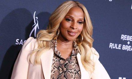 Mary J. Blige To Receive Lifetime Achieve Award