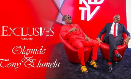 "Watch Olamide and Tony Elumelu Chat about ""Oil & Gas"""