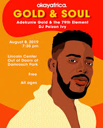 Okay Africa to Host Adekunle Gold and DJ Poizon Ivy on Its Annual Show