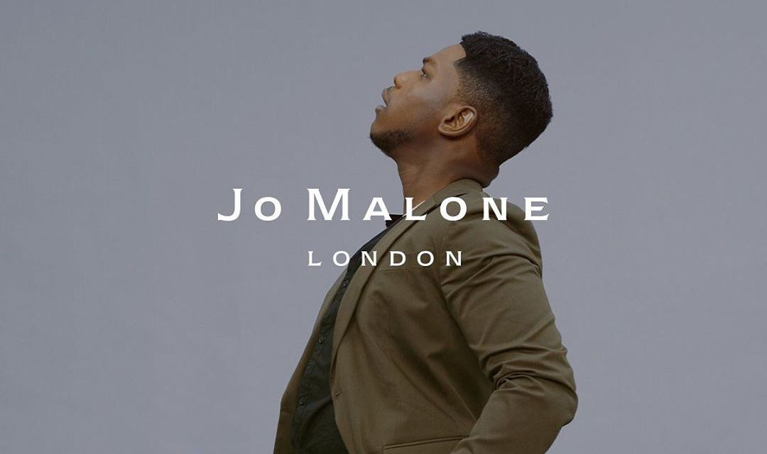 "John Boyega is Jo Malone's First Ever ""London Gent"" in New Deal"