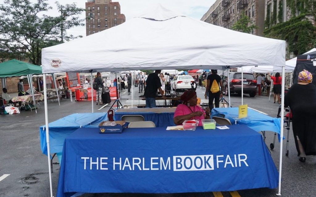 The Harlem Book Fair Celebrates Its 21st Anniversary