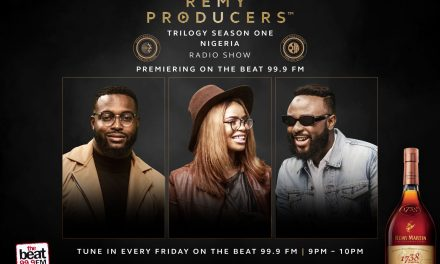 Don't Miss The Remy Producers Radio Show Every Friday on The Beat 99.9 FM
