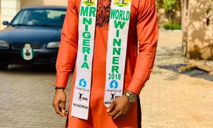 It's Time to Support Nelson Enwerem At 2019 Mr World Beauty Pageant