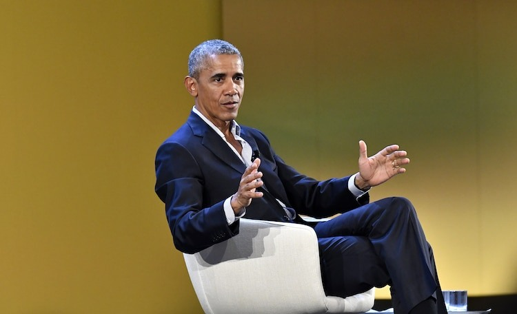 Here Are All The Books Barack Obama Thinks You Should Read This Month