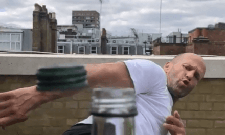 #BottleCapChallenge: Can You Open A Bottle Without Using Your Hands?