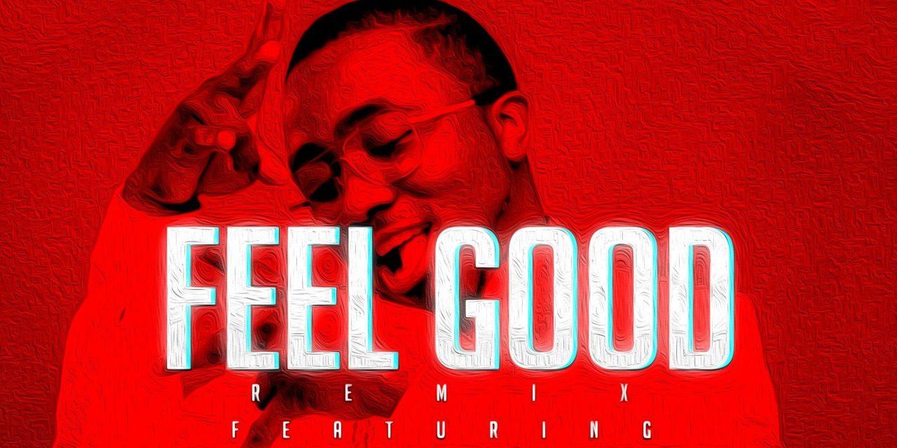 "Ice Prince x M.I x Sarkodie x Khaligraph Jones On ""Feel Good"" Remix is Pure Fire! Listen Here"