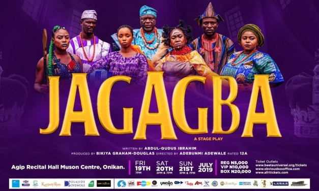 "BamBam, Kunle Coker, Mawuyon Ogun to Star in ""Jagagba"", An Award-Winning Play By BUAF"