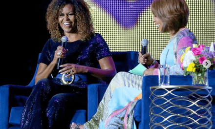 If You're A Woman, Michelle Obama Has These Words For You