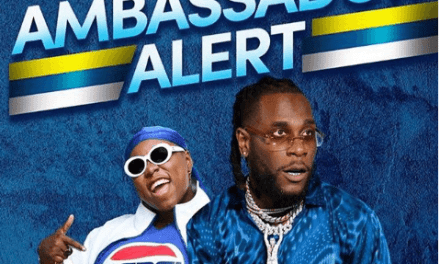 Pepsi Unveils Burna Boy and Teni as New Brand Ambassadors