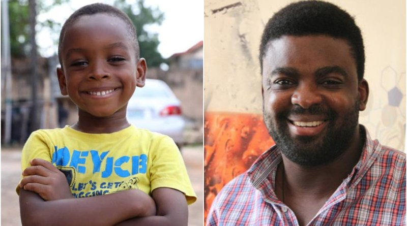 Kunle Afolayan to Feature Boy in 'Mummy Calm Down' Viral Video
