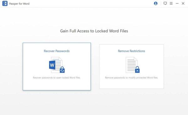 Trois façons de déverrouiller un mot de passe d'un ficher