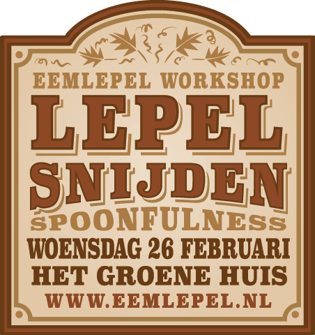 Workshop lepel snijden
