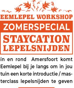 eemlepel staycation