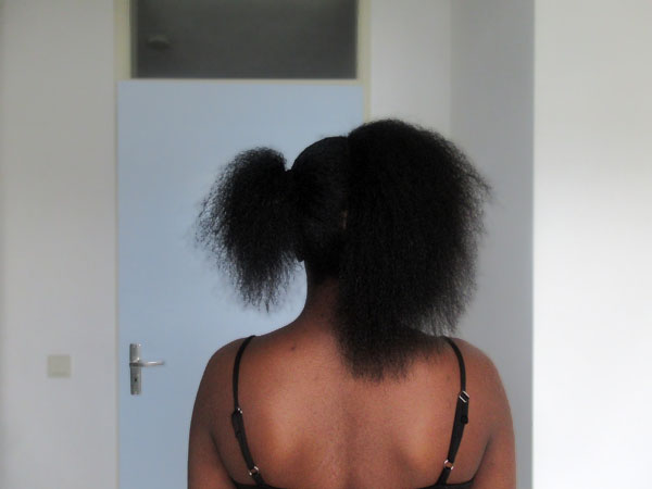 wash routine for relaxed hair
