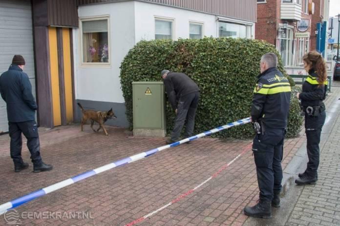 19-jaige man uit Veenhuizen aangehouden voor poging overval in Delfzijl