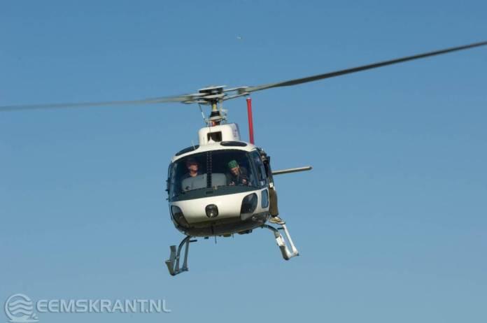 Helikopterhaven voor onderhoud aan windparken op zee definitief in de Eemshaven
