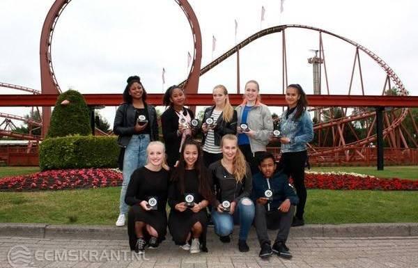 de2d8604fc7c64 Studio Tapila2 in de prijzen op de UDO Masters streetdance wedstrijd in  Slagharen