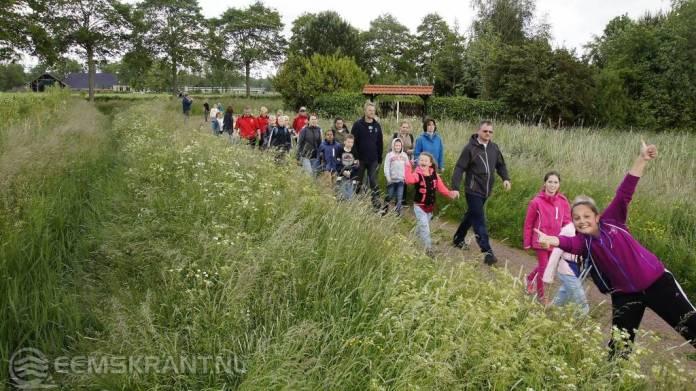 Avondvierdaagse Delfzijl van start met 1667 deelnemers