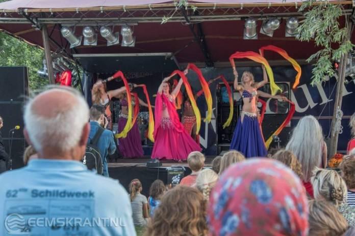 Steendam maakt zich op voor het familiefestival Art Carnivale