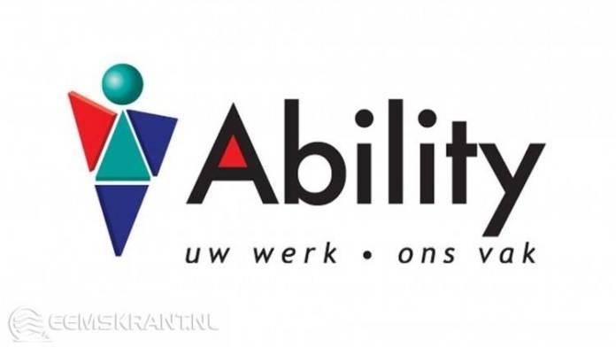 Medewerkers sw-bedrijf Ability samen met FNV in actie voor werkzekerheid en loon