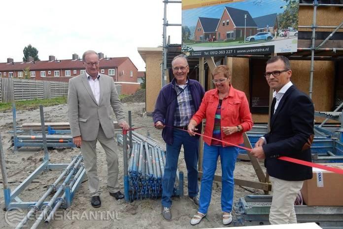 Start bouw aardbevings- en levensloopbestendige woning