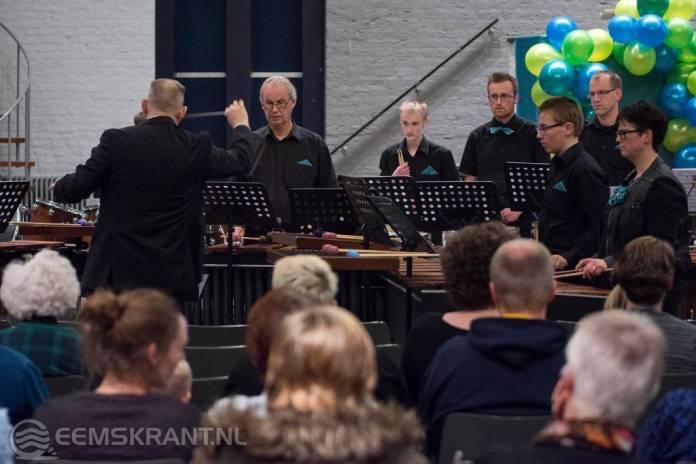Een prachtige afsluiting van het jubileumjaar Loppersum's Harmonie