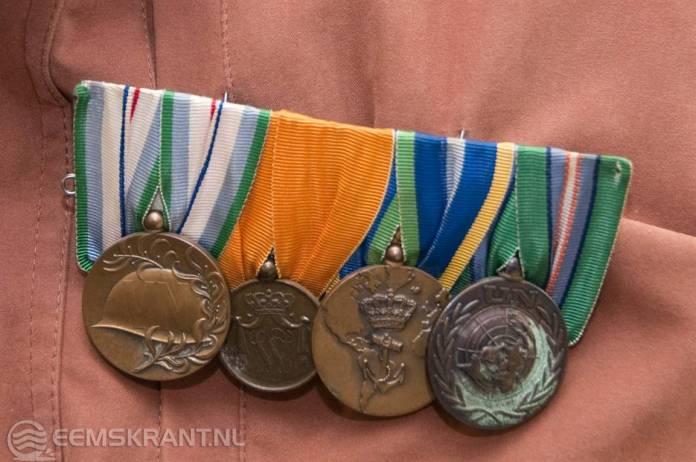Veteranendag in de gemeente Loppersum op 23 juni