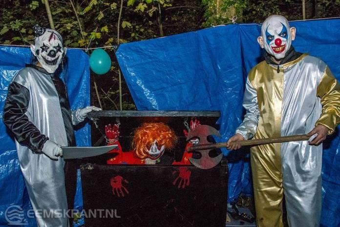 Spooktocht Appingedam organiseert diverse activiteiten rondom Halloween