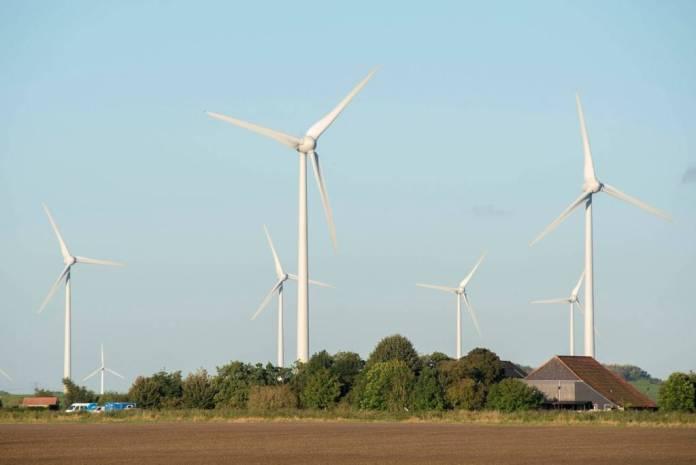 Geen bezwaar meer tegen nieuw windpark bij het Oosterhorn