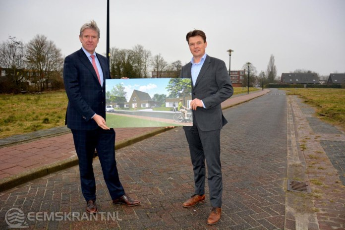 Woongroep Marenland bouwt 28 levensloopbestendige sociale huurwoningen in Appingedam