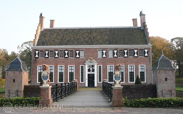 Menkemaborg in Uithuizen drie maanden gesloten vanwege herstel bevingsschade