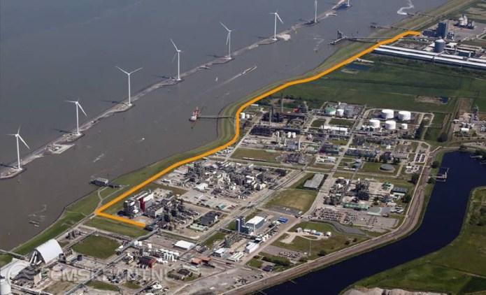 Start groene stoomlevering vanuit grootste biomassacentrale van Nederland