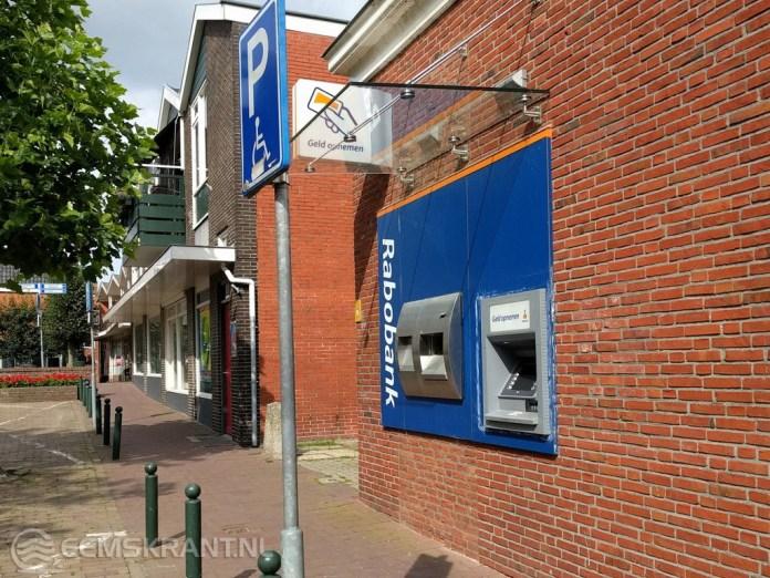 Pinautomaat Rabobank Appingedam weer geopend