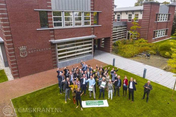 Dorp Loppersum in 2023 als eerste van het gas