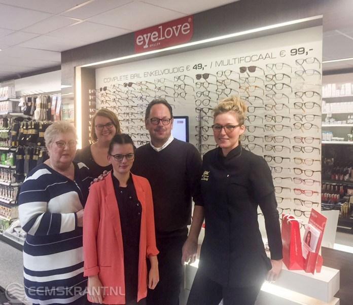 Succesvolle optiekketen Eyelove opent verkooppunt in Delfzijl