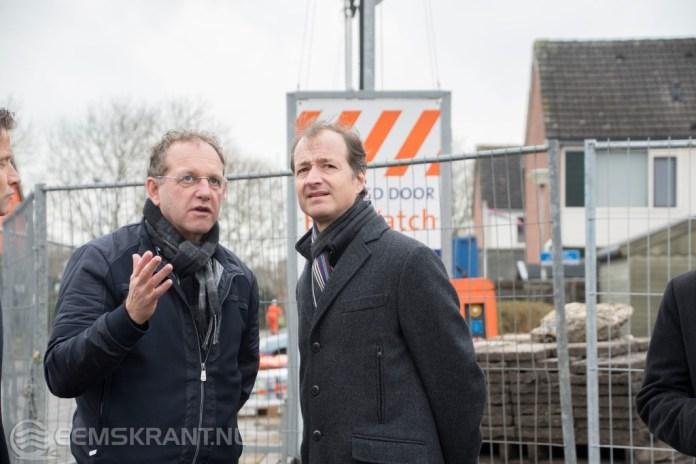 Gemeente Appingedam brengt zorg voor inwoners onder aandacht van minister Wiebes