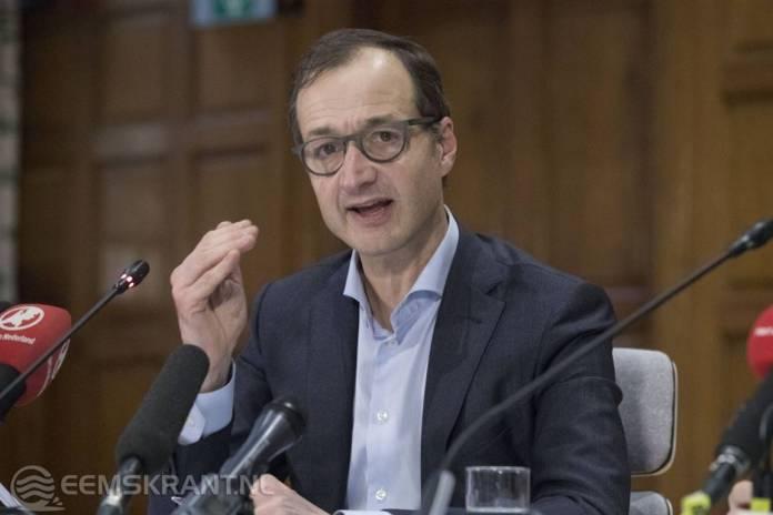 Regio Groningen adviseert minister Wiebes over komend gasjaar