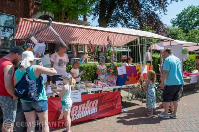 Zonovergoten jaarmarkt in Spijk