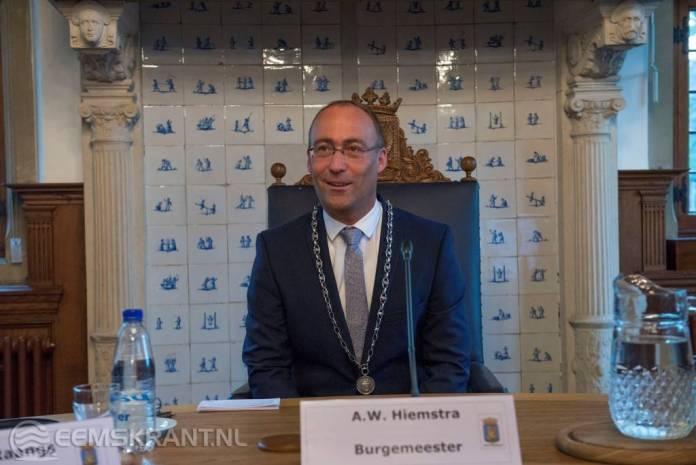 Burgemeester Appingedam: 'Vertrek Nationaal Coördinator Hans Alders verlies voor de regio'