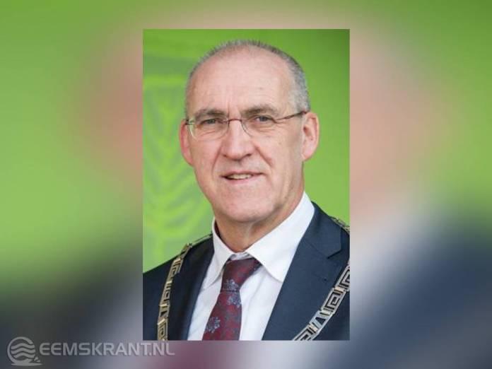 Adriaan Hoogendoorn benoemd als burgemeester Midden-Groningen