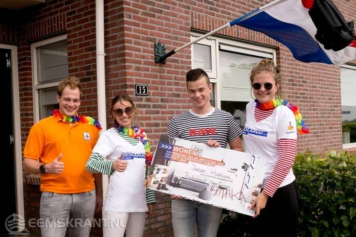 Rabobank verrast geslaagde middelbare scholieren met unieke prijzen via Geslaagd… én door!