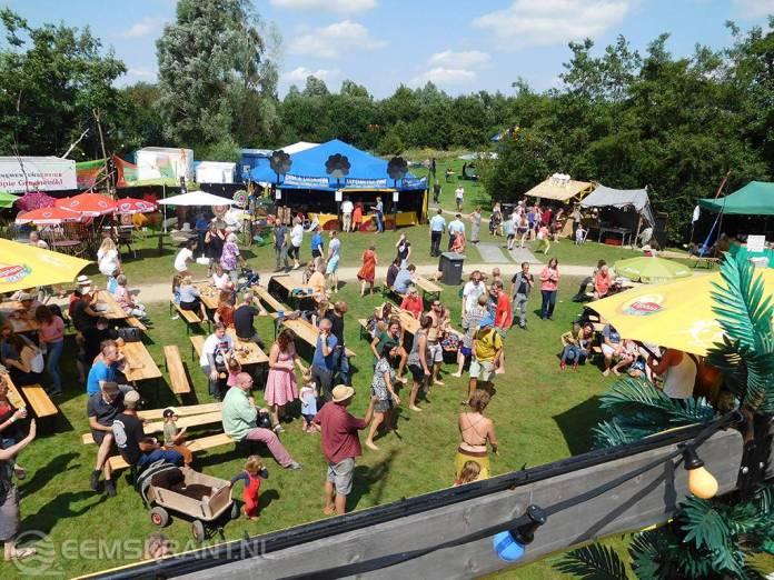 Festival Art Carnivale, tien jaar aan het Schildmeer